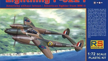 1/72 Lighting P-322 I
