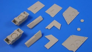 1/35 Jagdpanther Cooler set for TAM
