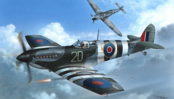 1/48 Supermarine Seafire Mk.III D-Day Fleet Eyes