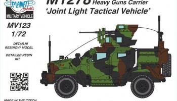 1/72 M1278 Heavy Guns Carrier 'Joint Light Tactical Vehicle'