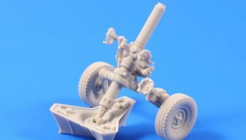 1/35 MO-120-RT-61,120mm rifled towed mortar F1