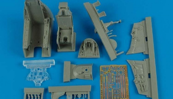 1/32 A-4E/F Skyhawk cockpit set