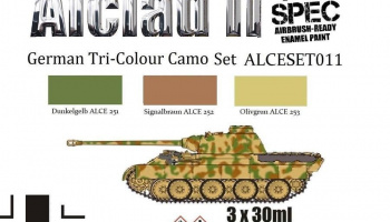 German Late WWII Panzer Camouflage - 30ml