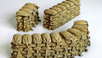 1/35 Rampart of bags