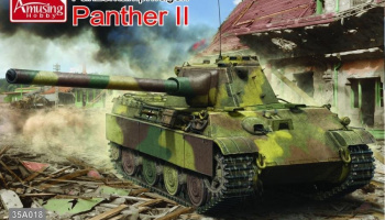 Panther II (2in1) 1/35 - Amusing Hobby