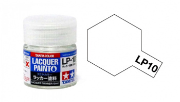 LP-10 Lacquer Thinner 10ml - Tamiya