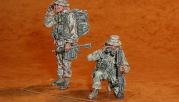 1/35 U.S. Special Forces (2 fig.)