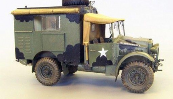1/35 Morris CS8 with body Mk III