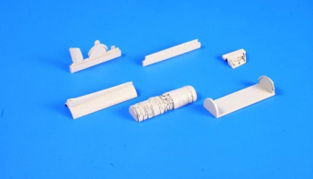 1/72 BAC Lightning F2A – Engine set for Airfix