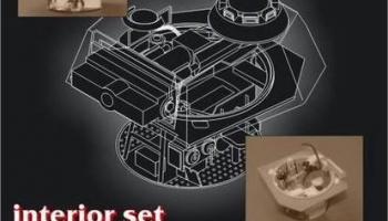1/35 Pz.V Panther - interior set for TAM