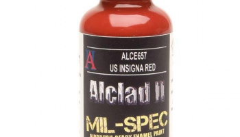 US Insignia Red - 30ml