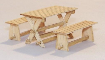 1/35 Garden furniture