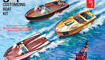 Customizing Boat (3-in-1) - AMT