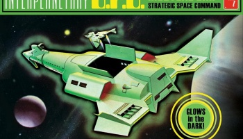 Interplanetary UFO Mystery Ship - AMT