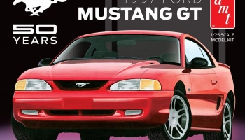 "Ford Mustang GT 1997 ""50th Ann - AMT"
