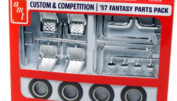 Fantasy Parts & Tires Pack 1957 - AMT