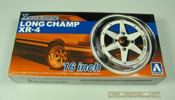 Longchamp XR-4 16inch Wheels - Aoshima