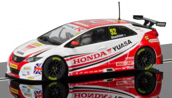 BTCC Honda Civic Type R - Gordon Shedden 2015 (1:32) - Circuit SCALEXTRIC C3783