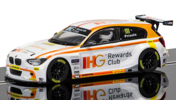 BTCC BMW 125 Series 1 (1:32) - Circuit SCALEXTRIC C3784