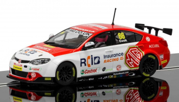 BTCC MG6, Josh Cook (1:32) - Circuit SCALEXTRIC C3863