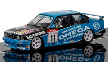 BMW M3 E30, Will Hoy (1:32) - Circuit SCALEXTRIC C3866