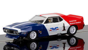AMC Javelin Trans Am, George Follmer (1:32) - Circuit SCALEXTRIC C3875