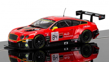 Bentley Continental GT3, Team HTP Red (1:32) GT SCALEXTRIC C3845