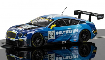 Bentley Continental GT3, Team HTP Blue (1:32) GT SCALEXTRIC C3846