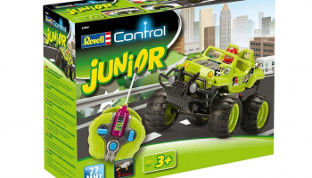 Autíčko REVELL 23000 JUNIOR - Crash Car - 27 MHz