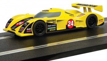 Autíčko Start SCALEXTRIC C4112 - Endurance Car – 'Lightning' (1:32)
