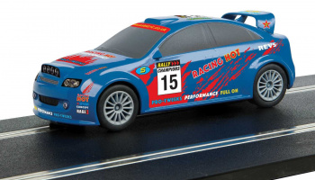 Autíčko Start SCALEXTRIC C4115 - Rally Car – 'Pro Tweeks' (1:32)