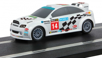 Autíčko Start SCALEXTRIC C4116 - Rally Car – 'Team Modified' (1:32)