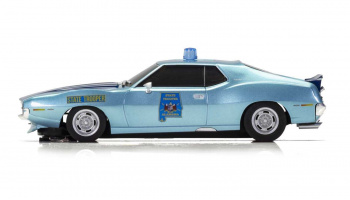 Autíčko Street SCALEXTRIC C4058 - AMC Javelin Alabama State Trooper (1:32)