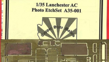 1/35 Lanchester AC PhotoEtch Set