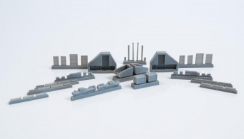 1/32 A6M5c Zero – Armament Set / for Hasegawa kit