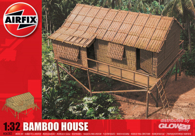 Bamboo House in 1:32 - Airfix
