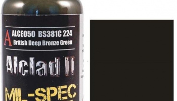 British Deep Bronze Green (BS381C-224) - 30ml - Alclad2