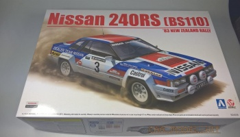 Nissan 240 RS (BS110) 1983 New Zealand Rally - Beemax