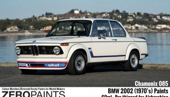 BMW 2002 Chamonix (1970's) Paints 60ml