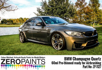 BMW Champagne Quartz Paint 60ml - Zero Paints