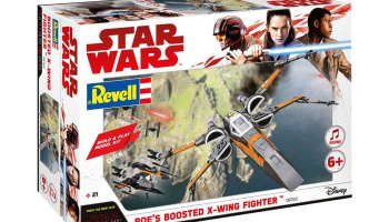 Build & Play SW 06763 - Poe's Boosted X-wing Fighter
