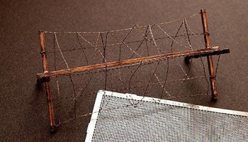 1/35 Barbed wire modern