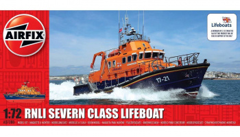RNLI Severn Class Lifeboat (1:72) Classic Kit A07280 - Airfix