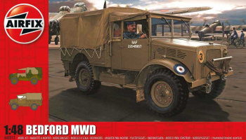 Classic Kit military A03313 - Bedford MWD Light Truck (1:48) - nová forma