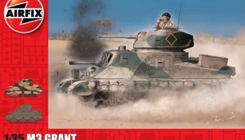 Classic Kit tank A1370 - M3 Lee / Grant (1:35)