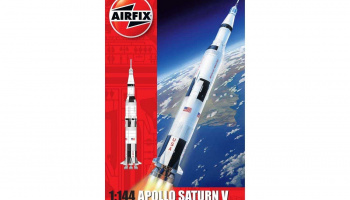 Apollo Saturn V (1:144) Classic Kit A11170 - Airfix