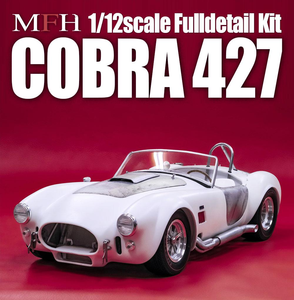 Cobra 427 Fulldetail Kit - Model Factory Hiro