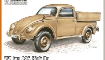 VW type 825 Pick Up 1/35 - Special Hobby