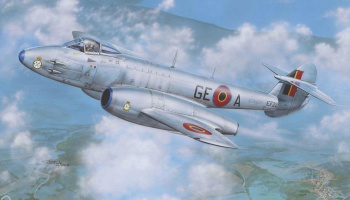 1/72 Gloster Meteor Mk.4
