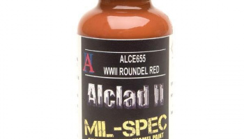 WWll Roundel Red - 30ml